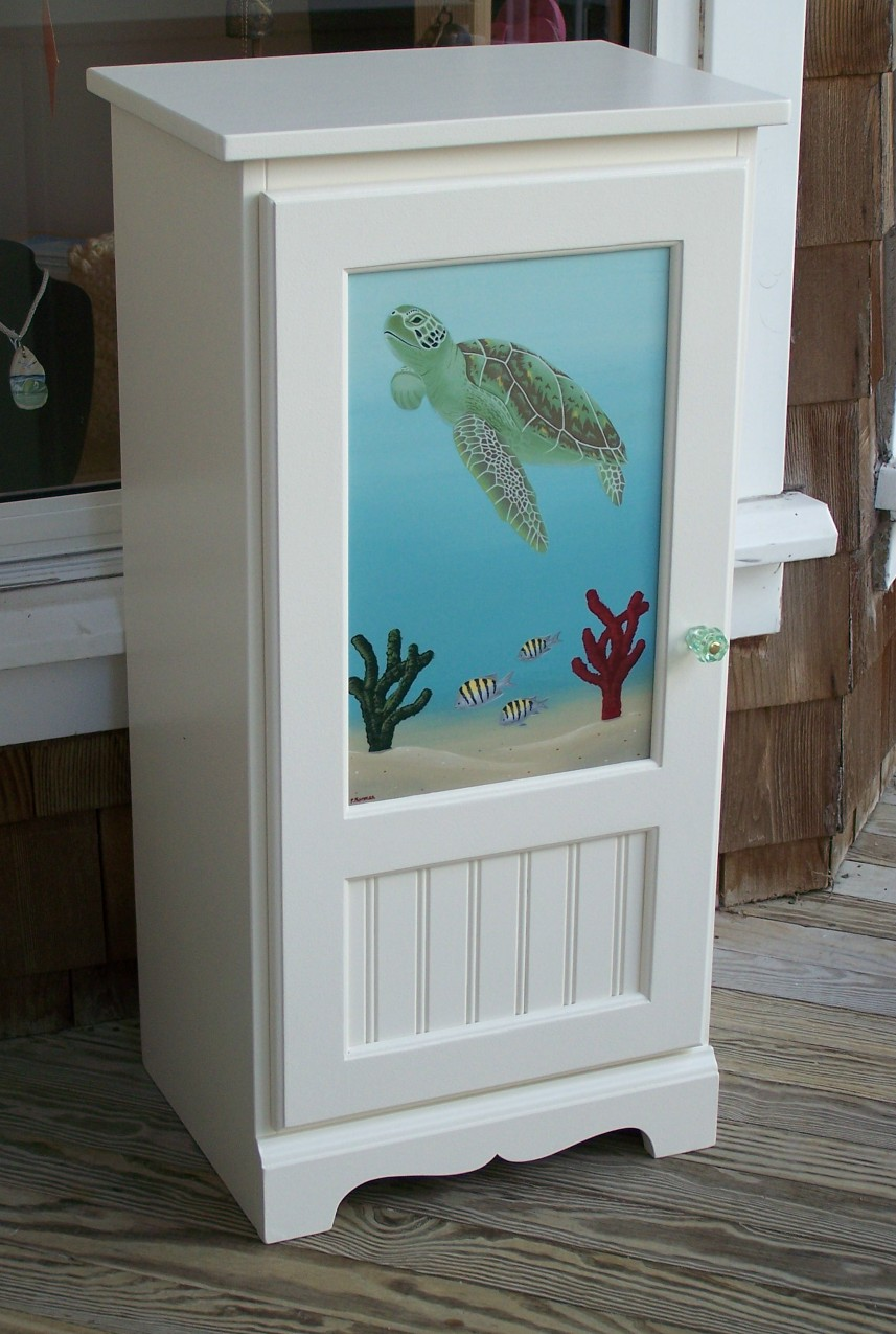 Hand Painted Furniture Coastal Cottage Beach Home