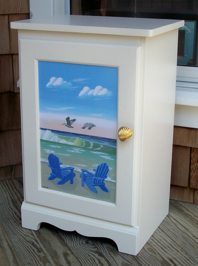 Beach Themed Furniture Decor
