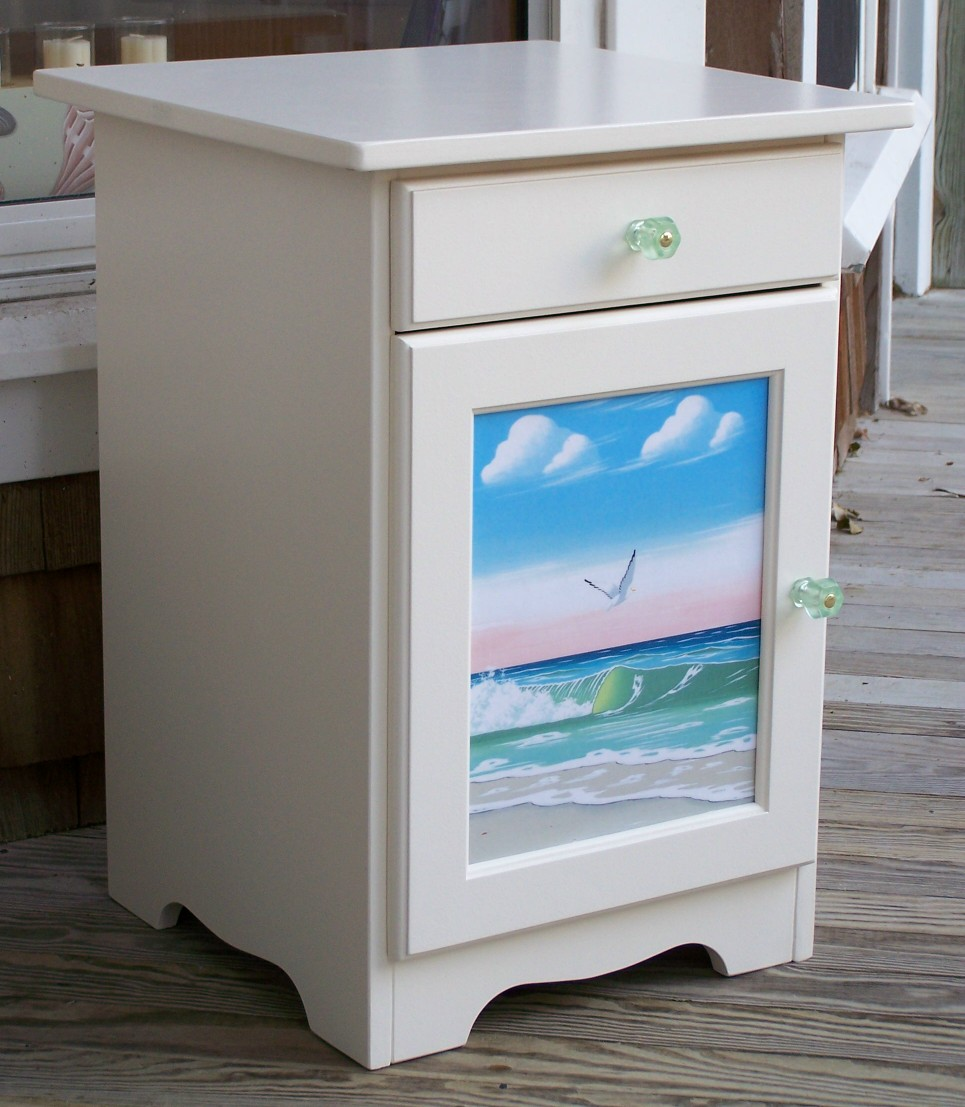 painted cottage furnitureHand painted furniture coastal cottage beach home living decor